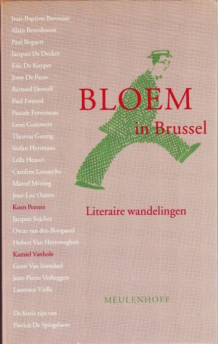 Bloem in Brussel : literaire wandelingen