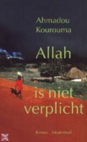 Allah is niet verplicht