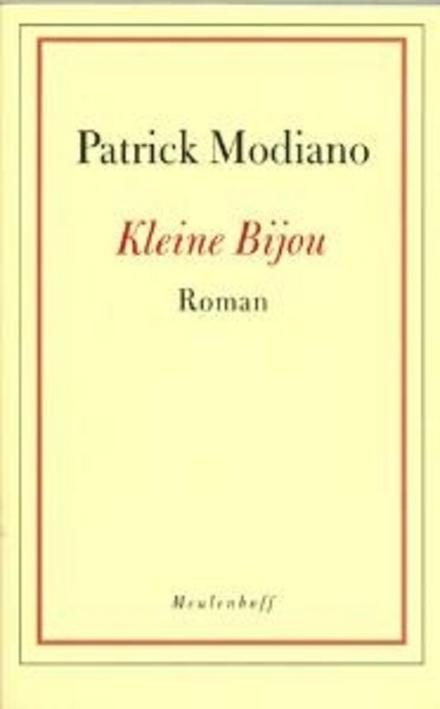 Kleine Bijou : roman