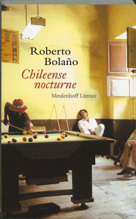 Chileense nocturne : roman