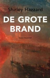 De grote brand : roman