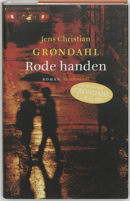 Rode handen : roman