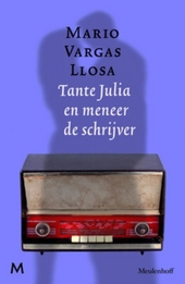 Tante Julia en meneer de schrijver : roman