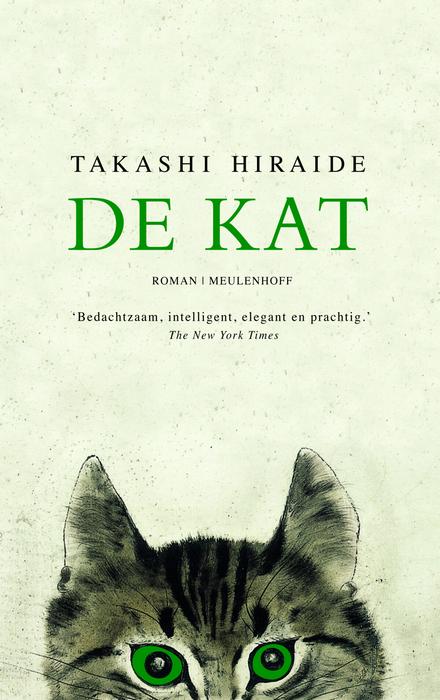 De kat : roman