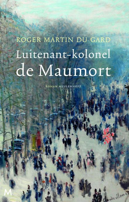 Luitenant-kolonel de Maumort : roman