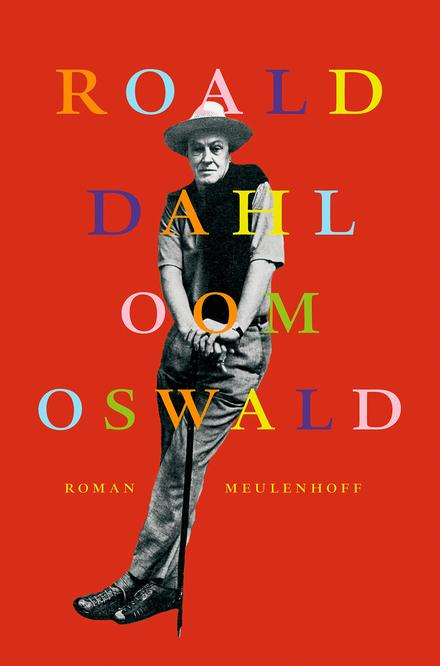Oom Oswald : roman