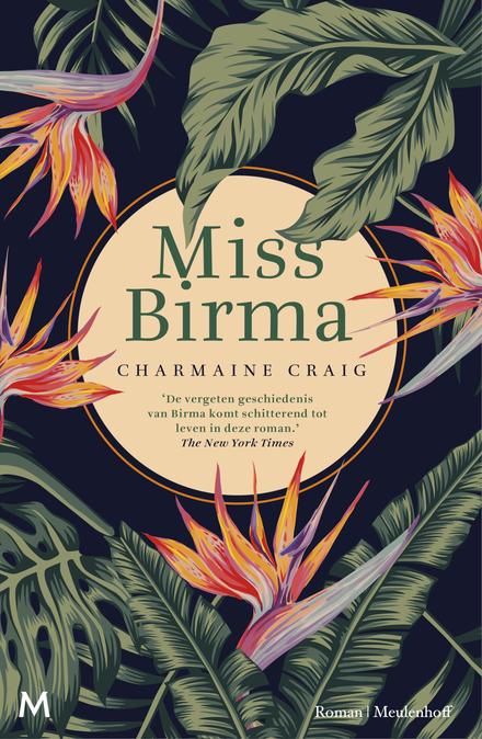 Miss Birma : roman
