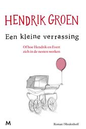 Een kleine verrassing, of Hoe Hendrik en Evert zich in de nesten werken : roman