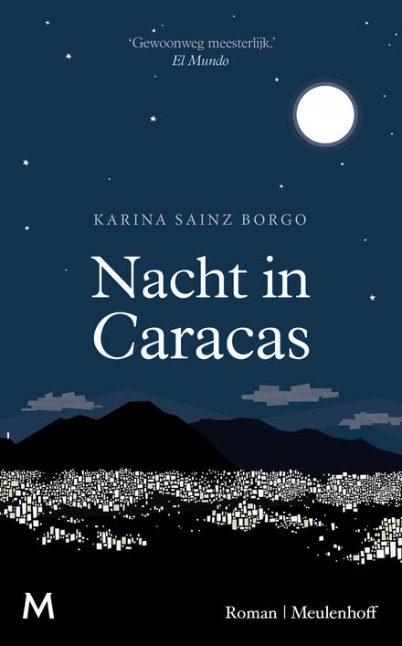Nacht in Caracas : roman - Echt nacht