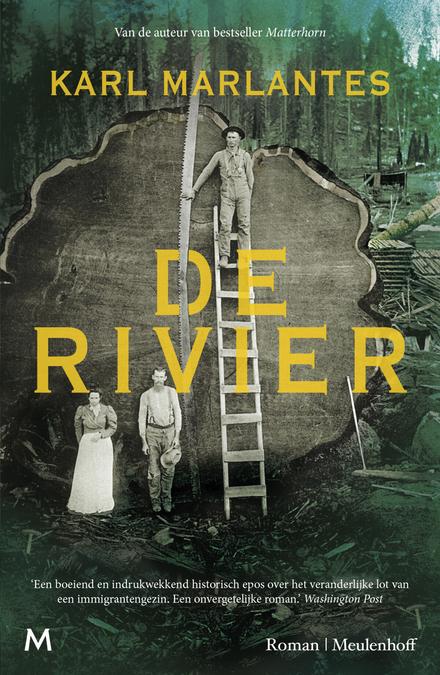De rivier : roman