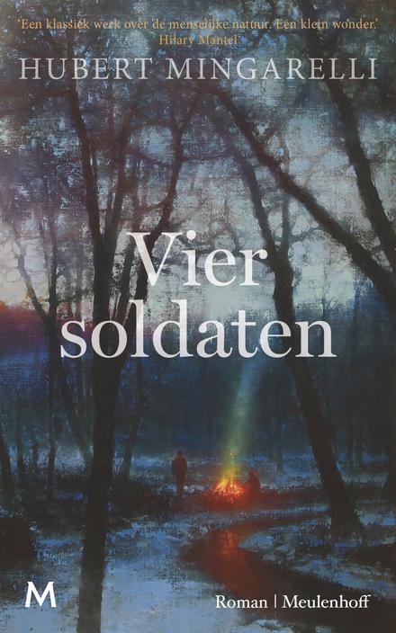 Vier soldaten : roman