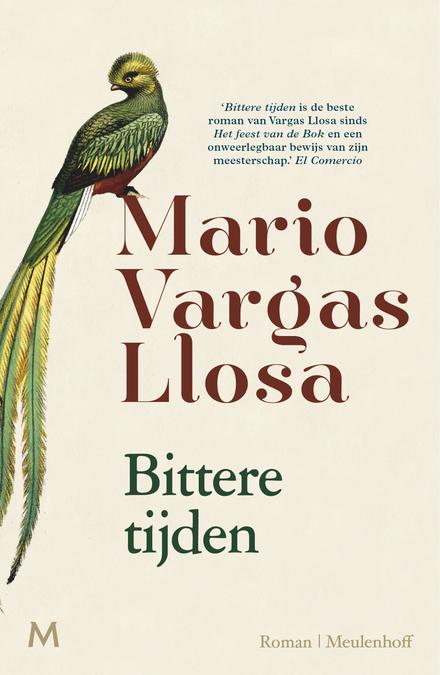 Bittere tijden : roman