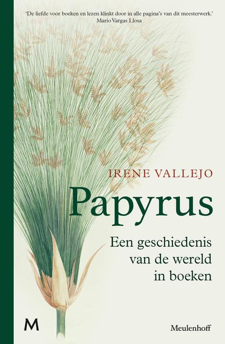 Papyrus : een geschiedenis van de wereld in boeken