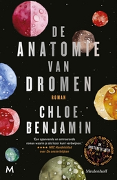 De anatomie van dromen : roman