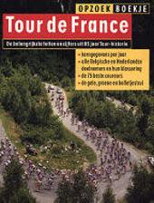 Opzoekboekje Tour de France