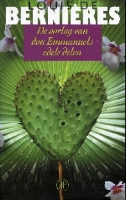 De oorlog van don Emmanuels edele delen : roman