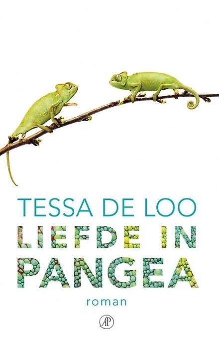 Liefde in Pangea : roman