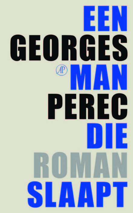Een man die slaapt : roman