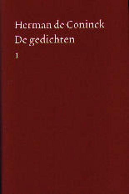 Ongebruikt De gedichten / Herman De Coninck ; samengest. en verantwoord door TX-33