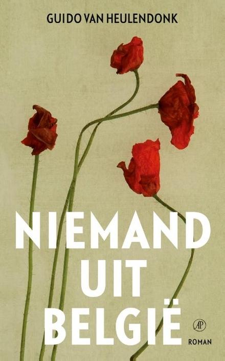 Niemand uit België : roman