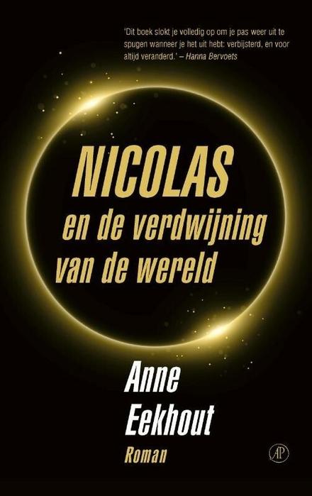 Nicolas en de verdwijning van de wereld : roman