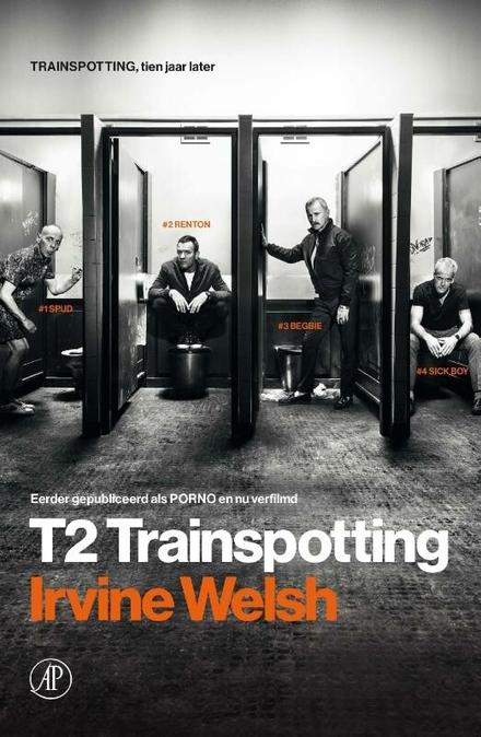 T2 Trainspotting : roman