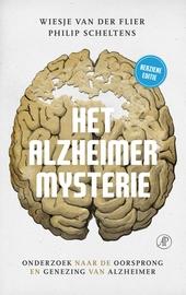 Het Alzheimermysterie : onderzoek naar de oorsprong en genezing van Alzheimer