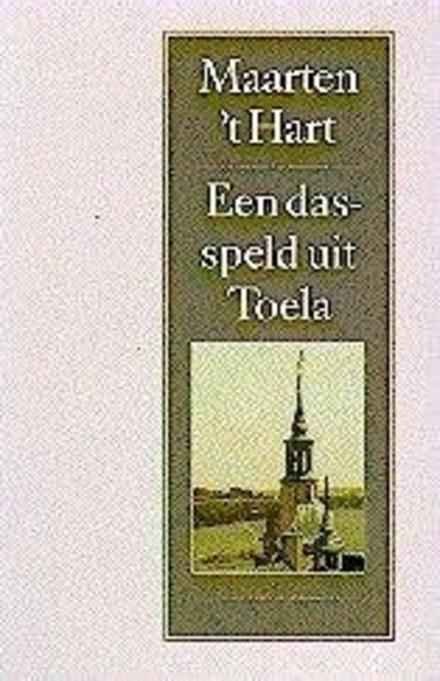 Een dasspeld uit Toela