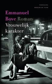 Vrouwelijk karakter : roman