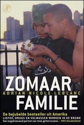 Zomaar familie : liefde, drugs en volwassen worden in de Bronx