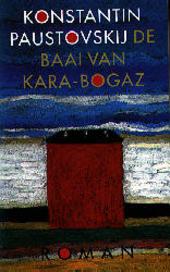 De baai van Kara-Bogaz