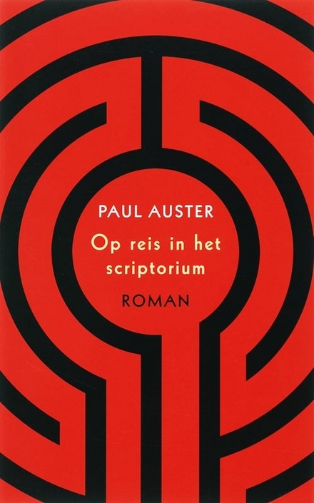 Op reis in het scriptorium : roman