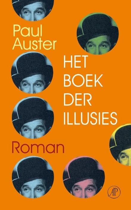 Het boek der illusies : roman