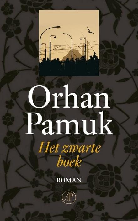 Het zwarte boek : roman