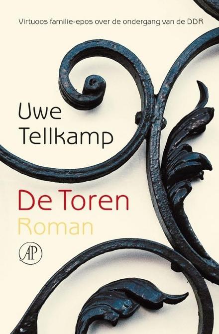 De Toren : verhaal uit een verzonken land : roman