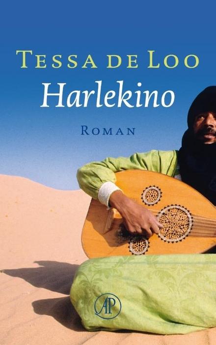 Harlekino, of Het boek van de twijfel : roman