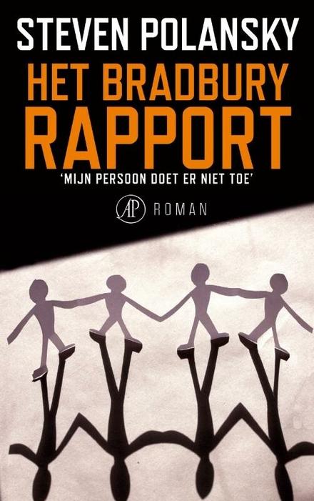 Het Bradburyrapport : roman