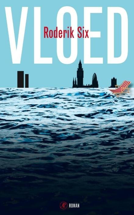 Vloed : roman