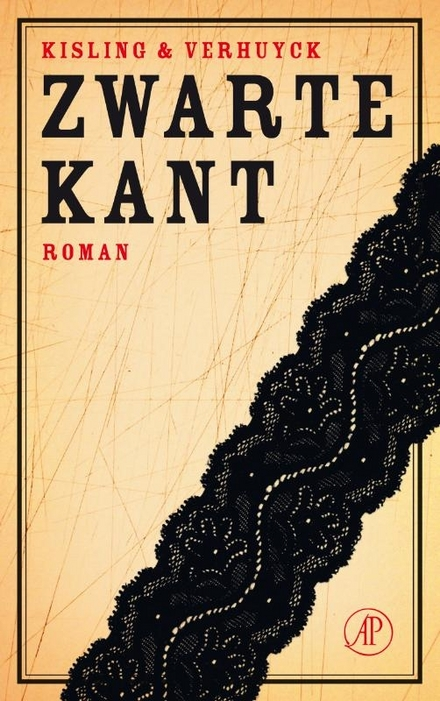 Zwarte kant : roman
