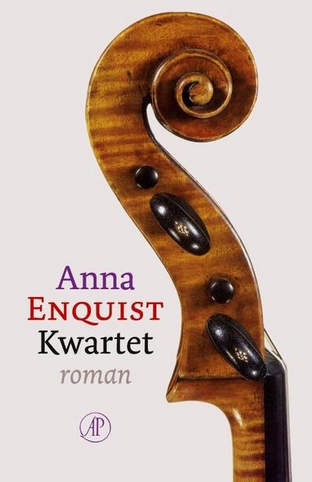 Kwartet : roman - Inkijkje in de geest van muziekpassionata
