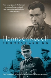 Hanns en Rudolf : de Duitse jood en de jacht op de kommandant van Auschwitz