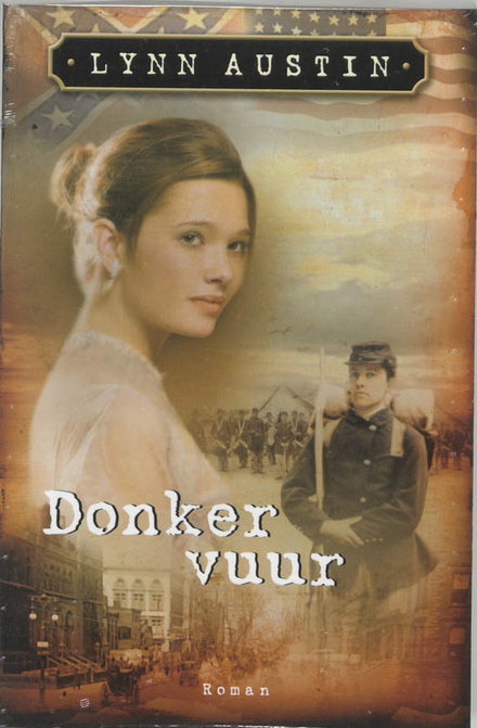 Donker vuur : roman