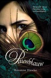 Pauwblauw : roman