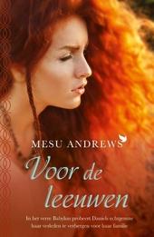 Voor de leeuwen : roman
