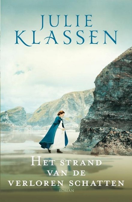 Het strand van de verloren schatten : roman