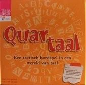Quartaal : een tactisch bordspel in een wereld van taal