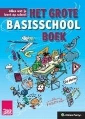 Het grote basisschoolboek