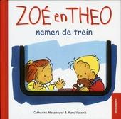 Zoé en Theo nemen de trein