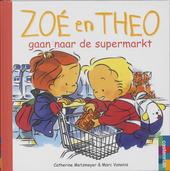Zoé en Theo gaan naar de supermarkt
