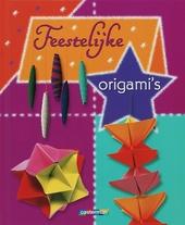 Feestelijke origami's